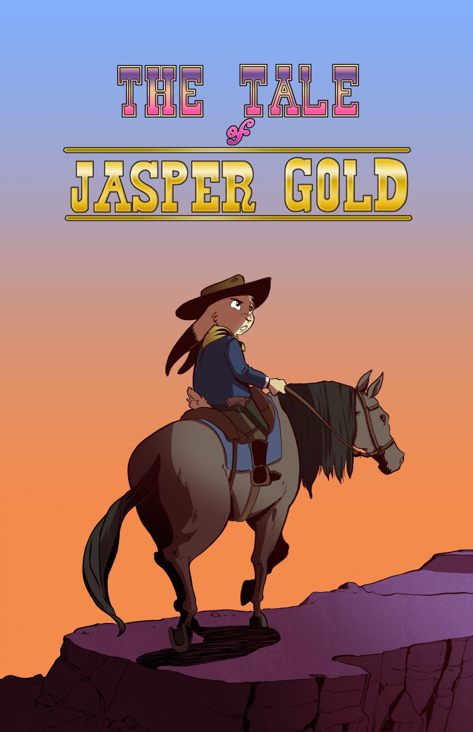 Jasper Gold 05 – Cover